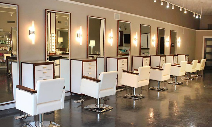 Eleven 11 Salon - Eleven 11 Hair Studio (Inside Sweet Salon): Blowouts or Hair Extensions at Eleven 11 Salon (Up to 74% Off). Three Options Available.