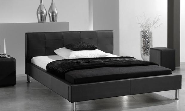 Ofertas descuentos estructuras de cama de dise o for Camas plegables diseno italiano