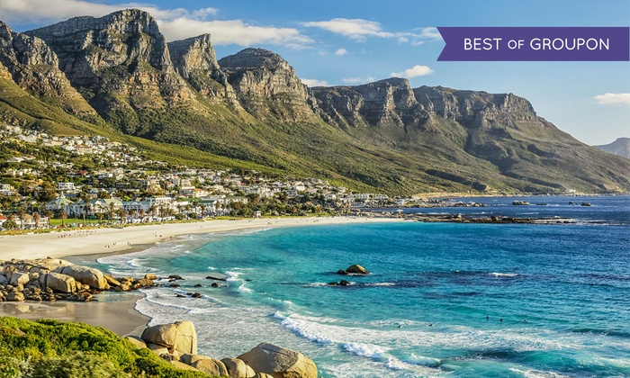 8-Day South Africa Tour with Airfare from Gate 1 Travel