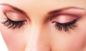House of Lashes: Eyelash Extensions with Fill-In Appointment at House of Lashes (50% Off)