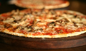 Rosati's - Naperville: $19 for an 18-Inch Thin Crust Cheese Pizza and a 12-Inch Cheese Pizza at Rosati's ($31 Value)