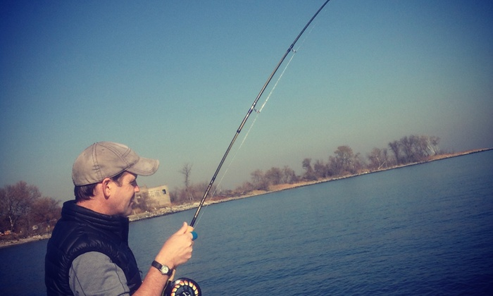 Cortes Outfitters - New York: Six-Hour Fishing Trip with Optional Meal from Cortes Outfitters (30% Off)