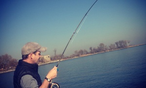 Cortes Outfitters: Six-Hour Fishing Trip with Optional Meal from Cortes Outfitters (30% Off)