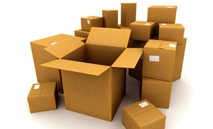 Moveme Cville, Llc: Two Hours of Moving Services from Move Me C'ville, LLC (33% Off)