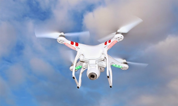 Blue Skies Drone Rental - Seattle: One- or Three-Day DJI Phantom Drone Rental from Blue Skies Drone Rental (Up to 51% Off). Four Options Available.