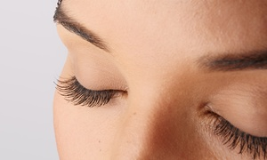 Skinful Beauty and Lashes: Full Set of Classic Eyelash Extensions with Optional Fill at Skinful Beauty and Lashes (Up to 53% Off)