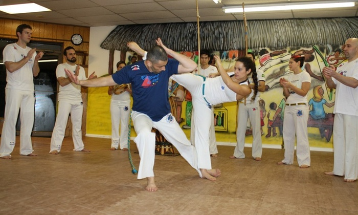 Marlboro Fitness and Martial Arts - Marlborough: Five Capoeira Classes at Marlboro Fitness and Martial Arts (45% Off)