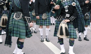Chicago Academy of Piping and Drumming: Five Weeks of Bagpipe or Drum Lessons with Rentals at Chicago Academy of Piping and Drumming (Up to 52% Off)