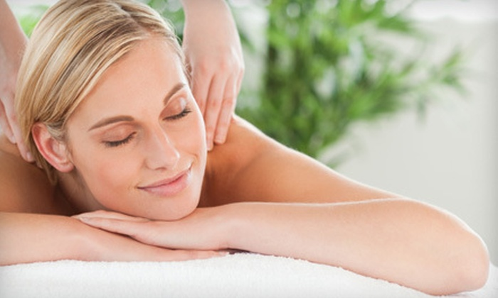 Carol Parker, LMT - Methuen: Three or Five Upper-Body Massages or Three Full-Body Massages from Carol Parker, LMT in Methuen (Up to 52% Off)