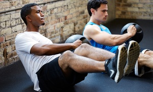 United Fitness: Two or Four Weeks of Unlimited Body-Sculpting or Boot-Camp Classes at United Fitness (Up to 77% Off)