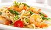 LA CALABRAISE D'ERLON - Reims: Saveurs italiennes au choix pour 2 personnes sur la place d'Erlon à 19,90 € au restaurant La Calabraise d'Erlon
