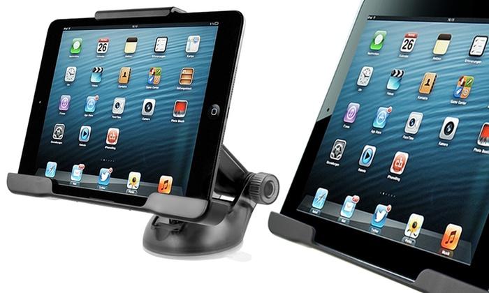 iOttie Easy Smart Tap Mount for iPad or iPad Mini: iOttie Easy Smart Tap Car & Desk Mount for iPad or iPad Mini.