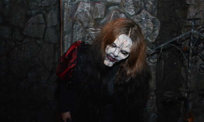 Pure Terror - Monroe: Haunted Theme-Park Admission at Pure Terror ScreamPark (Up to 25% Off)
