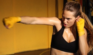 Axtion Club: Four Weeks of Membership and Unlimited Fitness Classes at Axtion Club (60% Off)