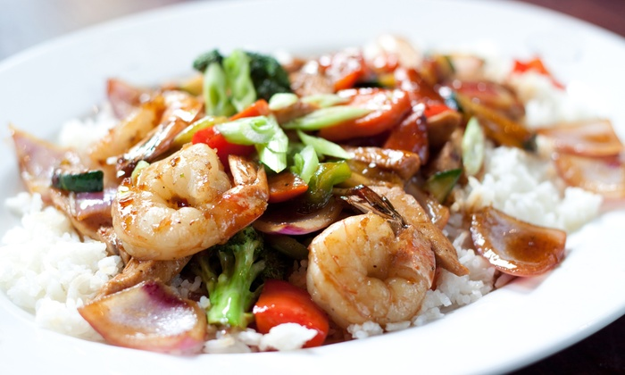 Uncle Chien's Chinese & Thai Restaurant - Tech Terrace- U.N.I.T.: Asian Cuisine and Drinks at Uncle Chien's Chinese & Thai Restaurant (Half Off). Two Options Available.