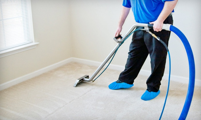 Dry Door - North Jersey: Rug Cleaning or Carpet Cleaning for Three or Five Rooms from Dry Door (Up to 71% Off)