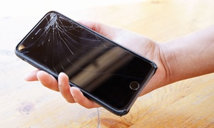 Cell Fix Zone: Smartphone Screen Repairs or Battery Replacements at Cell Fix Zone (Up to 65% Off). Nine Options Available.