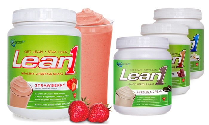 Nutrition53 lean1 fat burning meal replacement shake mix reviews