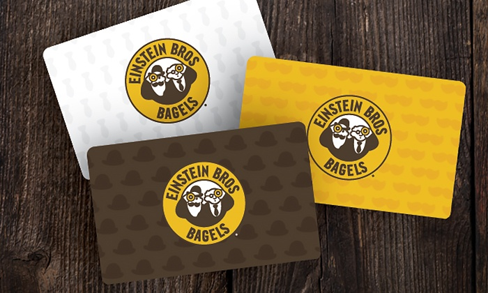Einstein Bros. Bagels - Einstein Bros. Bagels | Groupon