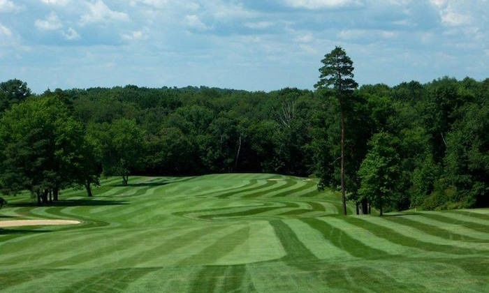 Oakview Golf Club - Slippery Rock: 18-Hole Round of Golf for One, Two, or Four with Cart Rental at Oakview Golf Club in Slippery Rock (45% Off)