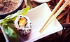 Kani House  - Multiple Locations: Sushi, Hibachi, and Japanese Cuisine at Kani House Up to 47% Off. Two Options Available.
