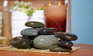 Jann5 Thai Massage and Spa: 60- or 90-Minute Hot Stone/Thai Massage for a Single or Couple at Jann5 Thai Massage and Spa (Up to 53% Off)