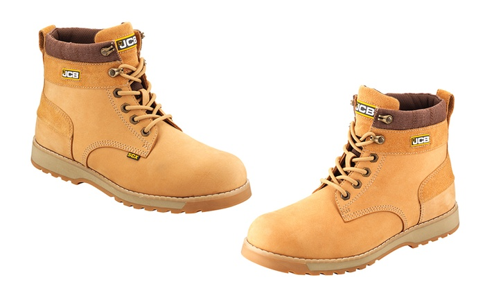 ecda62af99e JCB Men's Nubuck Leather Safety Boots With Free Delivery