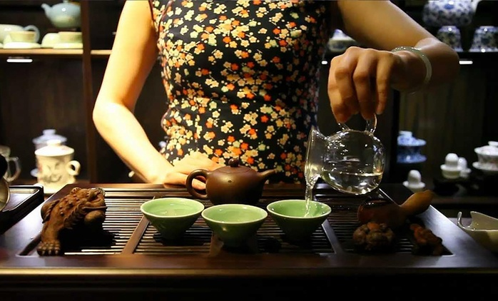 Chinese Tea and Cake Tasting from £12.95 at Token Interior