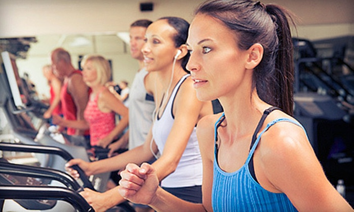 Anytime Fitness - Ballantyne West: Fitness-and-Wellness Package with 30 or 45 Cross-Training or Boot-Camp Classes at Anytime Fitness (Up to 99% Off)