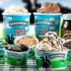Ben & Jerry's – Half Off Frozen Treats