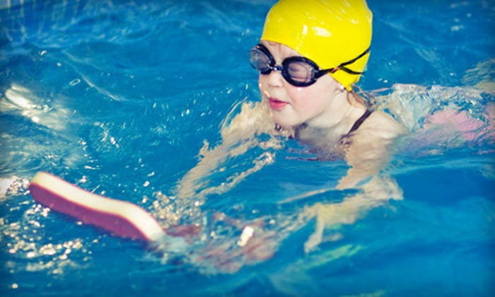 Westbrook Community Center - Westbrook: $120 for Three Months of Unlimited Swimming for a Family of Up to Four at Westbrook Community Center ($336 Value)