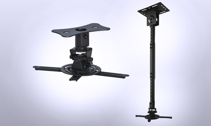 Ceiling Projector Mount: Ceiling Projector Mount. Multiple Styles Available from $39.99–$59.99. Free Shipping and Returns.