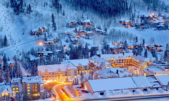 null - Colorado Springs: Stay with Resort Fee at Vail Cascade in Vail, CO, with Dates Available into December