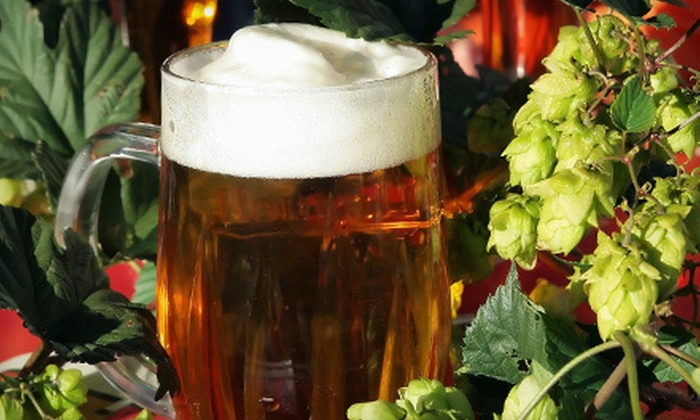 Syracuse Beer Festival - Lakefront: Syracuse Beer Festival for Two with Drinks and Sampling Glass (Up to 40% Off)