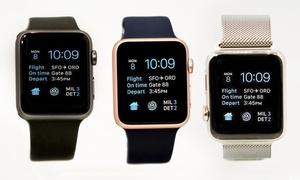 Apple Watch 1st Generation, Series1 or Series 2 (Refurbished)