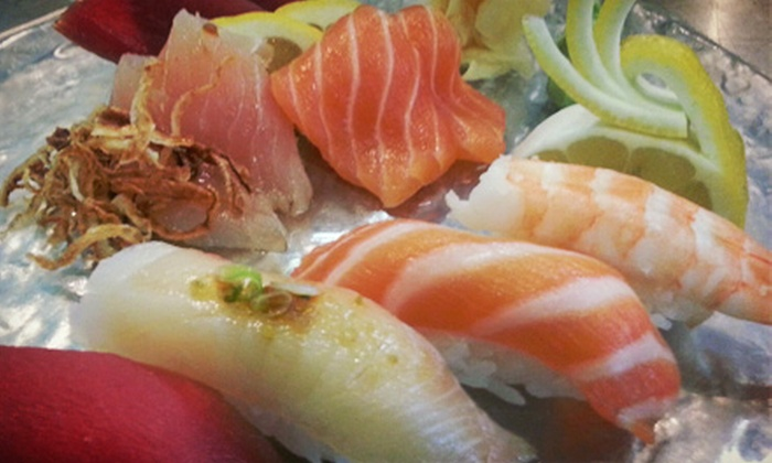 Momoya - Simi Valley: Japanese Cuisine, Sushi, and Drinks for Two or Four at Momoya (Half Off)
