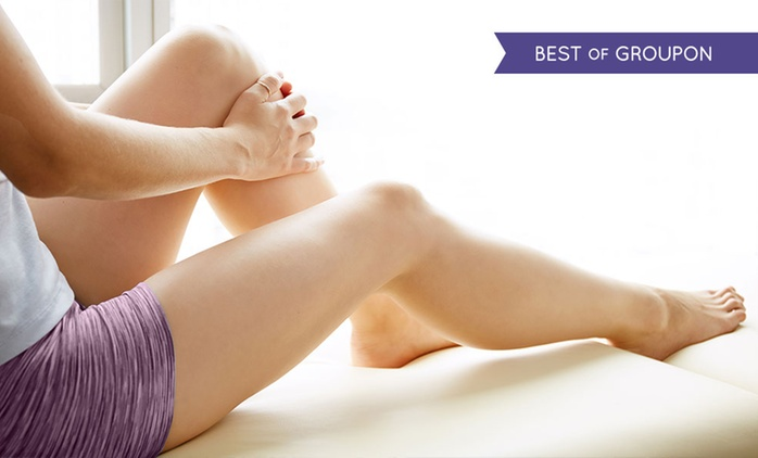 Three or Six Sessions of Laser Hair Removal at Moda Donna Beauty Clinics (Up to 90% Off)