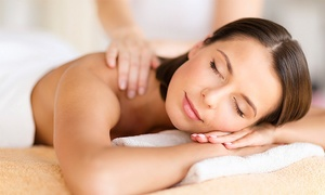 The Therapeutic Tree: One or Three 60-Minute Swedish or Deep-Tissue Massages at The Therapeutic Tree (Up to 49% Off)