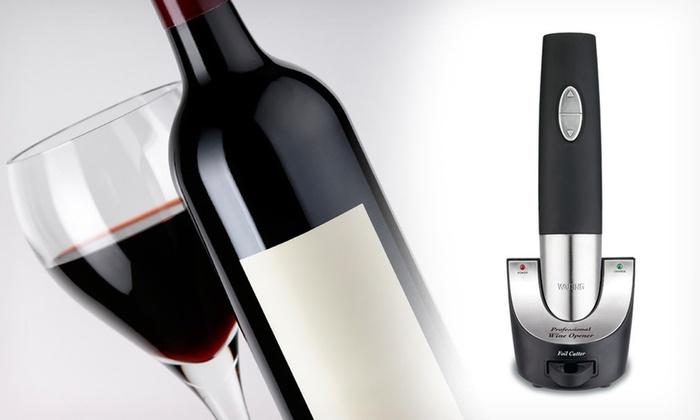 Waring Pro Electric Wine Opener: Waring Pro Electric Wine Opener (Refurbished).