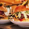 Up to 43% Off Gourmet Burgers and Shakes at The Cannibal Café