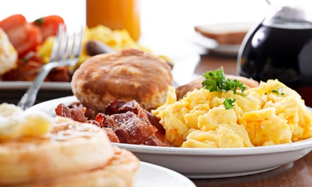 Sunday Brunch for Two or Four at Wild Sage Kitchen and Bar (Up to 41% Off)
