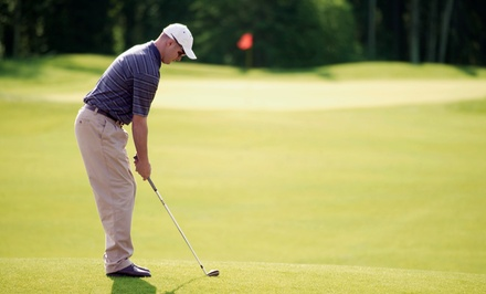 $99 for Three 45-Minute Private Golf Lessons at Chicago Style Golf ($195 Value)