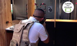 ShotZone Airsoft Club: Airsoft para 1 e 2 pessoas na ShotZone – Minas Shopping