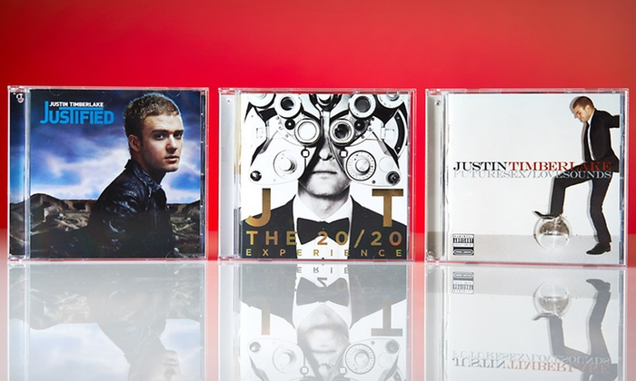 Justin Timberlake 3-CD Set: $18.99 for Justin Timberlake's New Album with Two Bonus CDs ($27.97 List Price). Free Shipping and Returns.