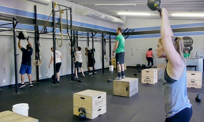 CrossFit Studio City - Studio City: 5, 10, or 15 CrossFit Classes at CrossFit Studio City (Up to 72% Off)