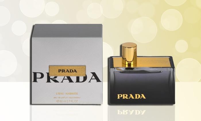 De L'eau À Ambrée 80 48 Eau Parfum Pour Femme 98€livraisonofferte48Réduction Ml Prada FKlJc1