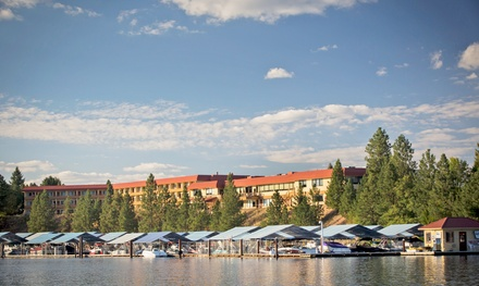 Stay at Red Lion Templin's Hotel on the River in Post Falls, ID, with Dates into December