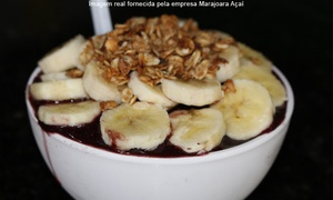 Marajoara Açaí: Marajoara Açaí – Vila Isa: 2 ou 4 açaís na tigela com granola e complementos