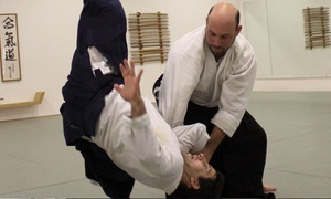 Aikido Miramar: Up to Six Aikido Classes or One Month of Unlimited Aikido Classes at Aikido Miramar (Up to 70% Off)