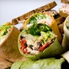 Half Off Sandwiches and Wraps at Colie's Cafe